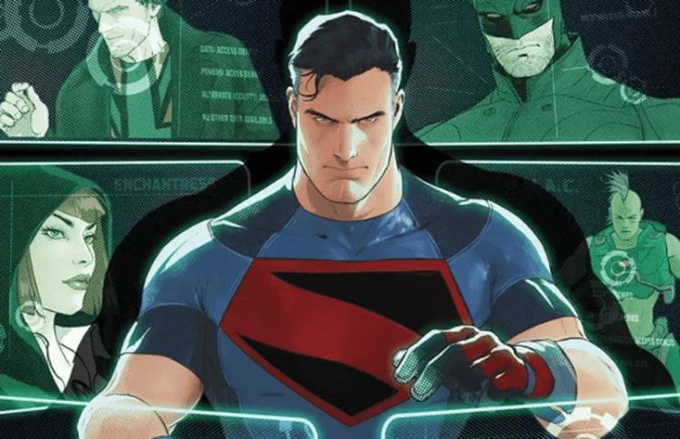 Superman and The Authority, nueva miniserie de Grant Morrison y Mikel Janín