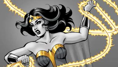 Wonder Woman Black & Gold, nueva serie antológica de la amazona