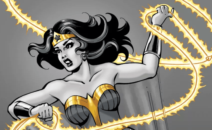 Wonder Woman Black & Gold, nueva serie antológica de la amazona