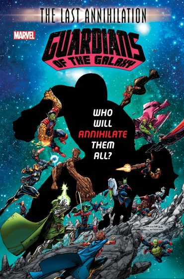 Guardians of the galaxy the last Annihilation