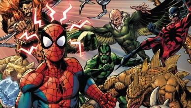 La Sinister War acechará a Spider-man este verano
