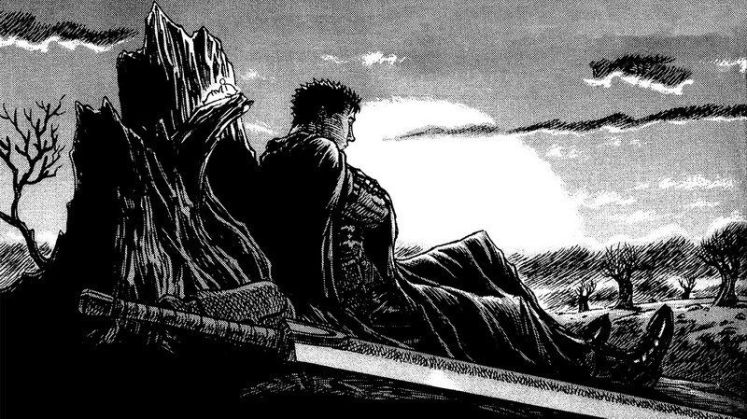 Berserk de Kentaro Miura