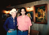 My childhood saddle pal, Roy Rogers