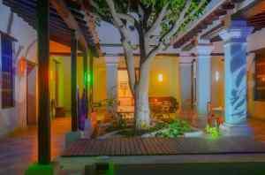 Mango tree hostel Santa Marta