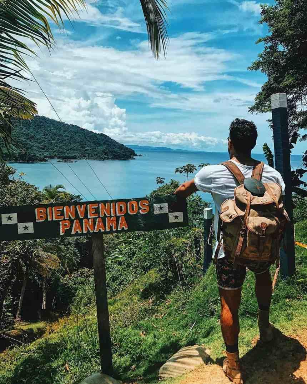 Sapzurro, border with Panama- Colombia