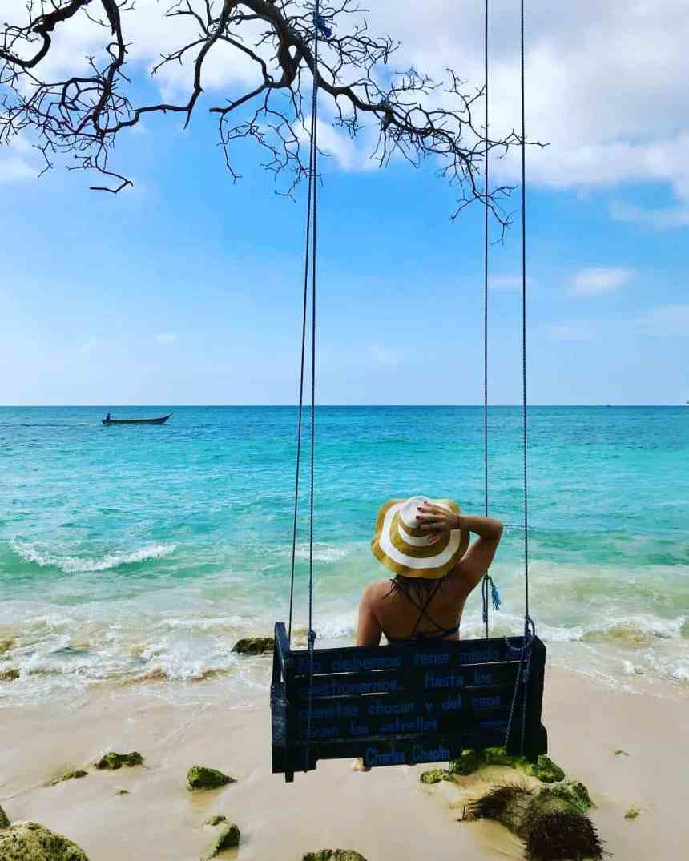 Playa Blanca Beach