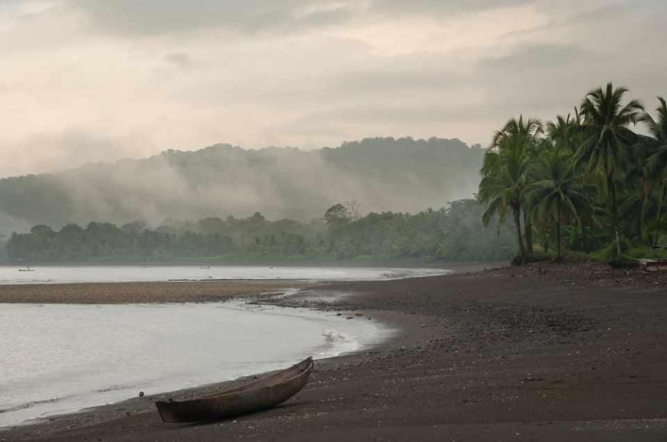 Pacific coast - Beach Colombia