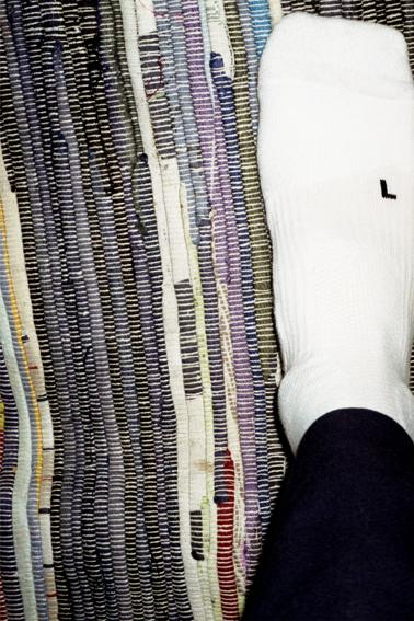 Left Sock, 2013