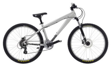 Kona Bikes - das Dirt Bike Shred