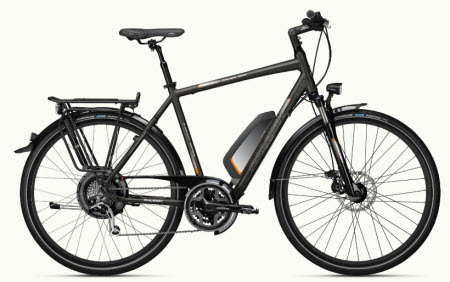 Raleigh Bikes - Modell E-Bike Blackburn