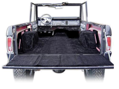 Ford Bronco Tailgate Carpet