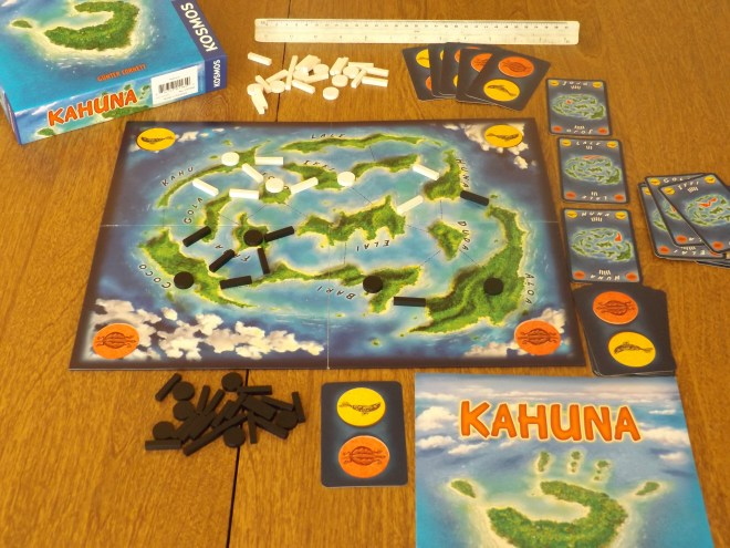 Kahuna In Progress