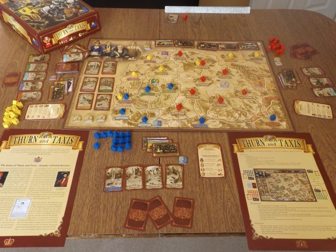 Thurn And Taxis In Progress
