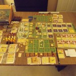 Agricola In Progress