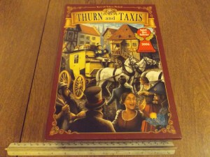 Thurn And Taxis Box