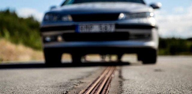 2-jpg-866d514bf6d25e2ce6a6fffdda44abffb В Швеции первая улица, что зарядки электромобилей