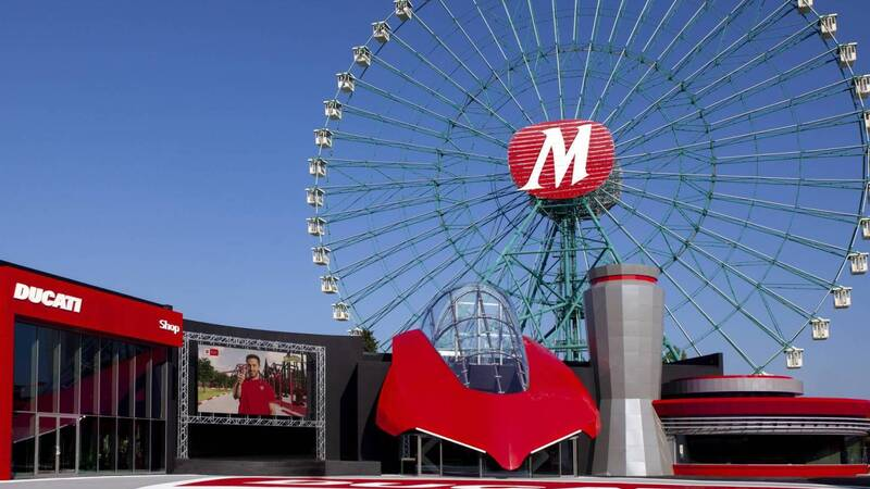 Mirabilandia (Ravenna): aperto il roller coaster Desmo Race