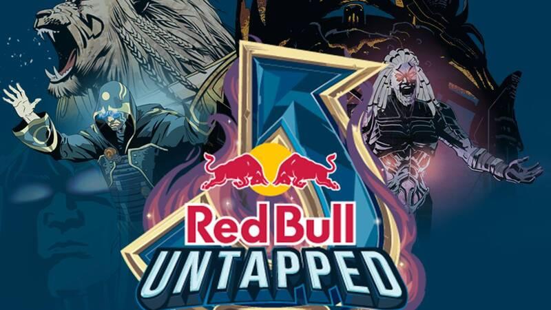 Red Bull Untapped: il 4 agosto la finalissima di Londra del torneo di Magic