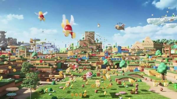 Super Nintendo World: il parco divertimenti si mostra in un video musicale | Game Division
