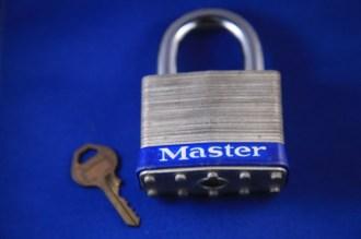 #15 Master Lock