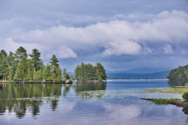 Chateaugay Lake, New York, USA