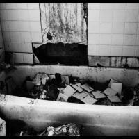 Bathtub Of Debris
