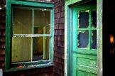 Broken Windows - Tahawus, New York