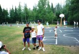 Camp Chateaugay 1992 - Ivan Miller - Brian Becker