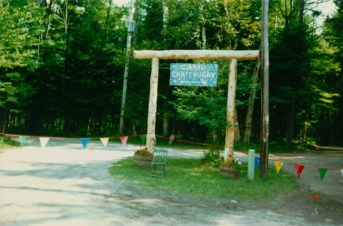 Camp Chateaugay 1996 - 6