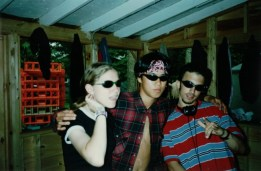 Camp Chateaugay 1996 - 9