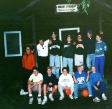 Camp Chateaugay - Mounties 1992 (2)