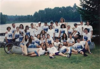 Camp Chateaugay - Wilderness Group - 1994