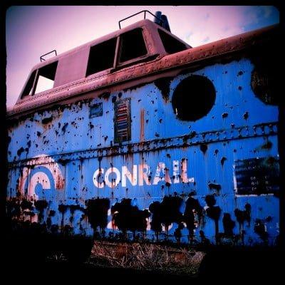 Conrail Caboose
