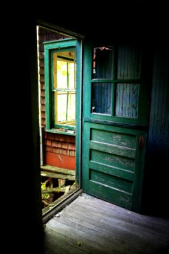 Doorway Into The Unknown - Tahawus, New York