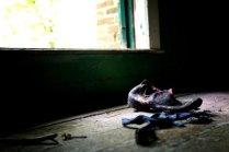 Forgotten Shoe - Tahawus, New York