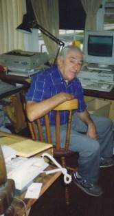 Harvey Slatin Computer Desk