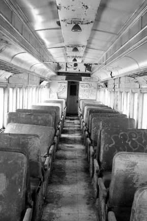 Intact Passenger Car 7