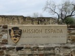 Mission Espata Sign