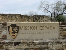 Mission Espata Sign