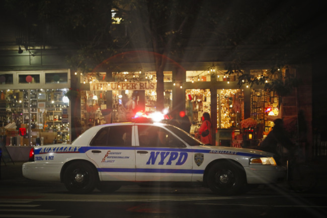 NYPD Auxiliary