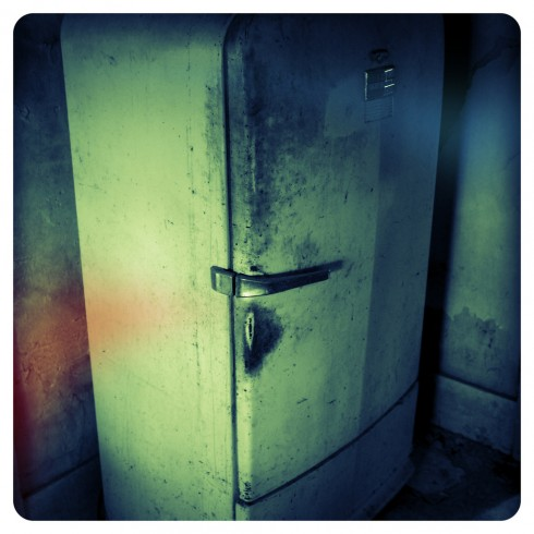 Old Fridge (Edited Alternative Take)
