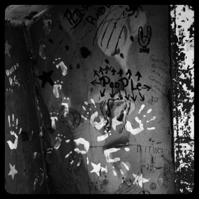 Read The Writing On The Walls (Square Crop Edit)