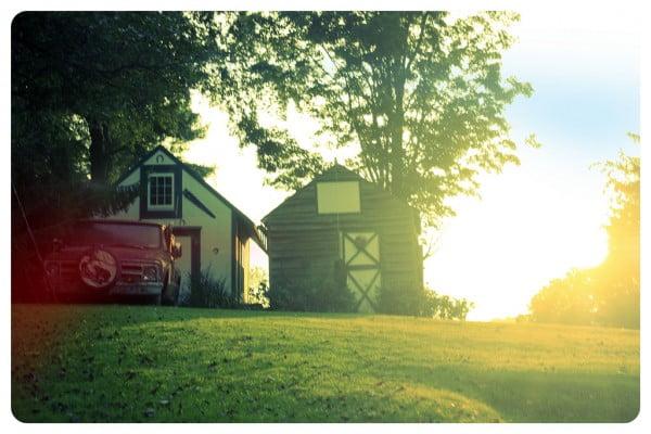 Summer Sunset (Aqua Edit)