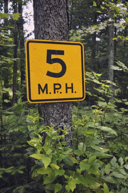 5 M.P.H.