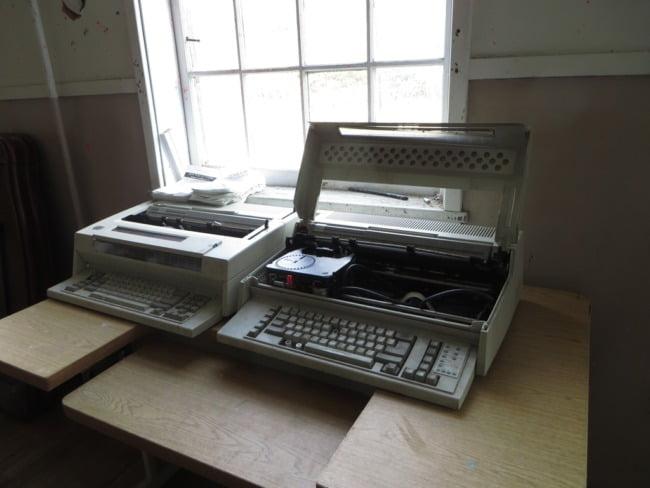 The Depot - Typewriters_1024