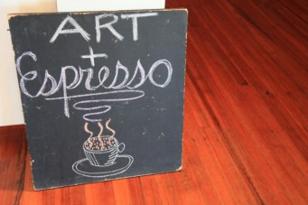 Timothy Touhey Art And Espresso