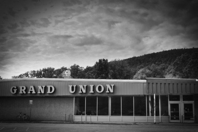 Abandoned Grand Union