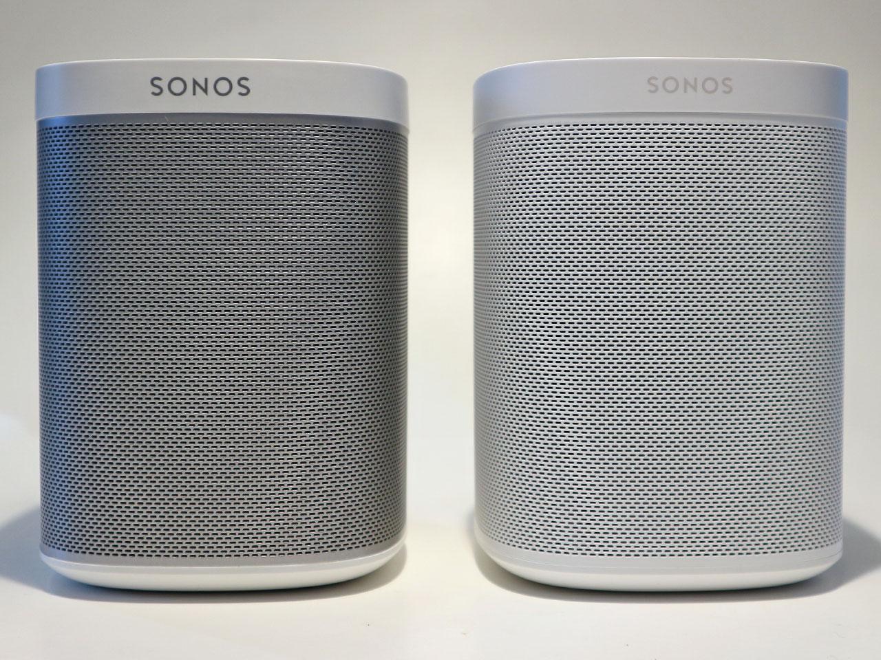 Sonos-One Multiroom-Speaker mit Sprachsteuerung