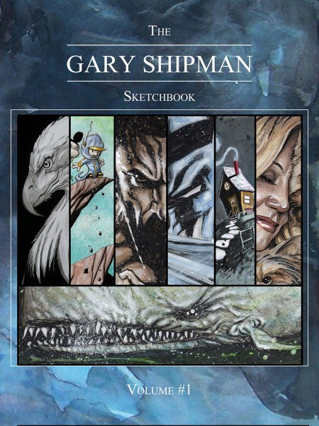 Gary Shipman Sketchbook