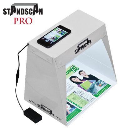**Review** – StandScan Pro, portable scanning solution for your smartphone